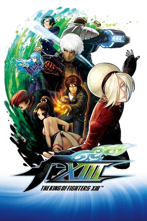 The King of Fighters XIII cover