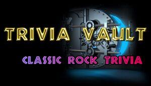 Trivia Vault: Classic Rock Trivia cover