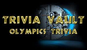 Trivia Vault: Olympics Trivia cover