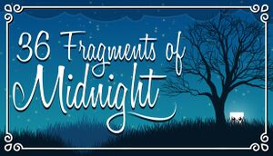 36 Fragments of Midnight cover