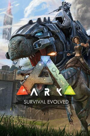ARK Survival Evolved cover.jpg