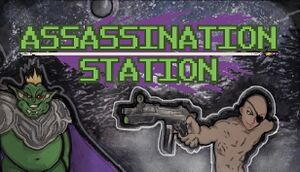 Assassination Station cover