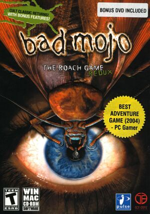 Bad Mojo Redux cover