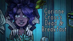 Corinne Cross's Dead & Breakfast cover