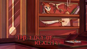 Edge of Reality Visual Novel cover
