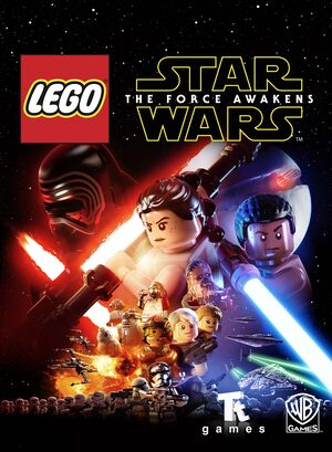 Lego Star Wars: The Force Awakens cover