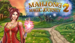 Mahjong Magic Journey 2 cover