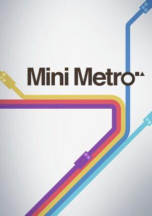 Mini Metro cover