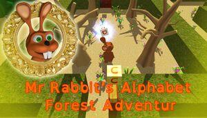 Mr Rabbit's Alphabet Forest Adventure cover