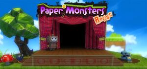 Paper Monsters Recut cover