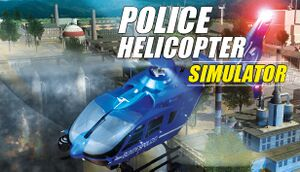 Police Helicopter Simulator cover