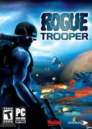 Rogue Trooper cover