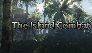 The Island Combat cover
