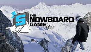 The Snowboard Game cover