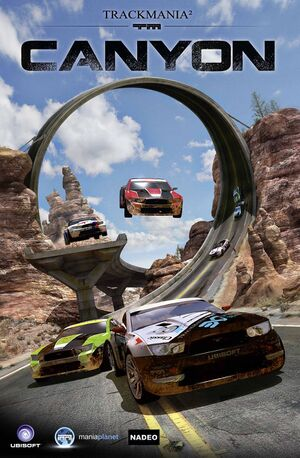 TrackMania 2: Canyon cover