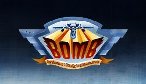 BOMB: Who let the dogfight? cover