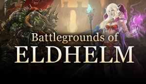 Battlegrounds of Eldhelm cover