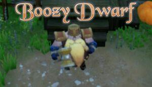 Boozy Dwarf cover