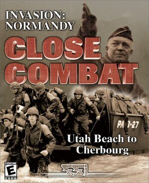 Close Combat: Invasion Normandy cover