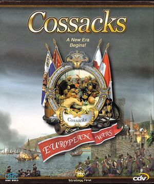 Cossacks: European Wars cover