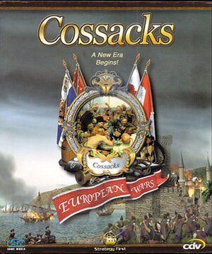 Cossacks: European Wars cover