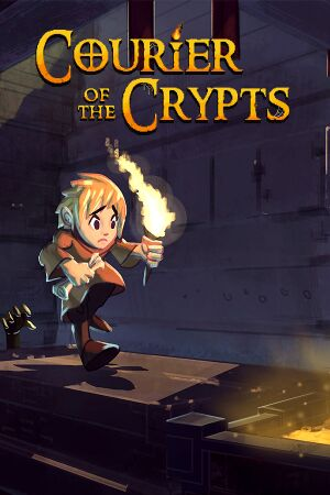 Courier of the Crypts cover