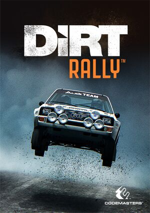 DiRT Rally cover