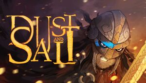 Dust and Salt cover