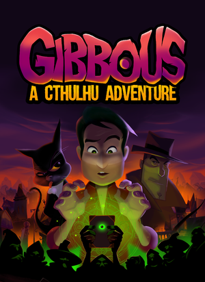 Gibbous - A Cthulhu Adventure cover