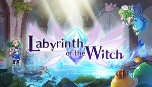 Labyrinth of the Witch cover