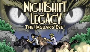Nightshift Legacy: The Jaguar's Eye cover