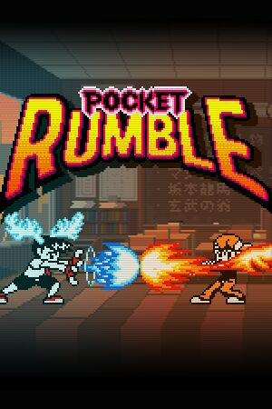 Pocket Rumble cover