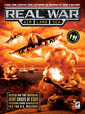 Real War cover