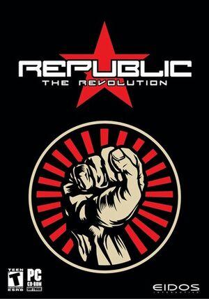 Republic: The Revolution cover