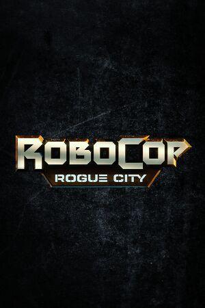 RoboCop: Rogue City cover