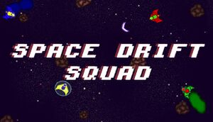 Space Drift Squad cover
