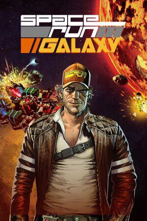 Space Run Galaxy cover