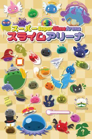 Super Slime Arena cover