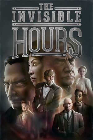 The Invisible Hours cover