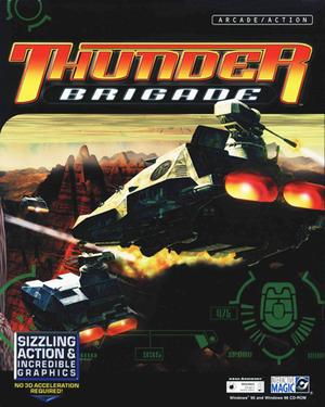 Thunder Brigade cover