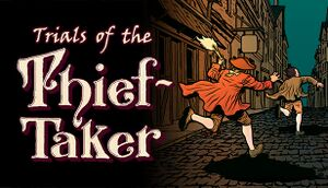 Trials of the Thief-Taker cover