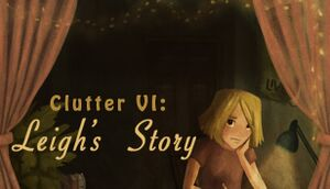 Clutter VI: Leigh's Story cover