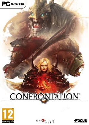 Confrontation cover