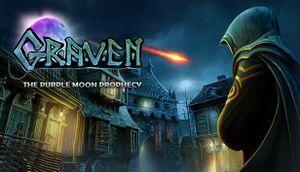 Graven: The Purple Moon Prophecy cover
