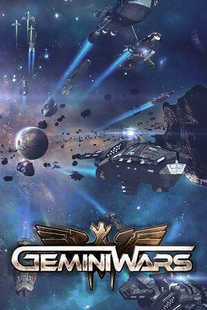 Gemini Wars cover