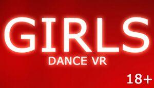 Girls Dance VR cover