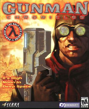 Gunman Chronicles cover