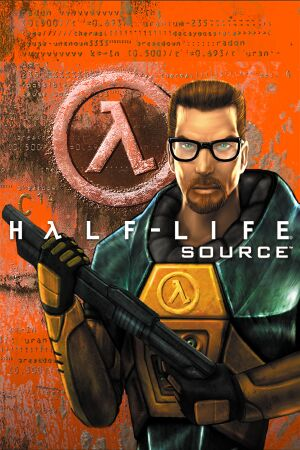 Half-Life: Source cover