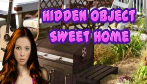 Hidden Object - Sweet Home cover