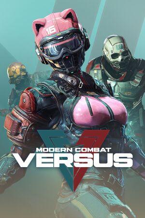 Modern Combat Versus cover